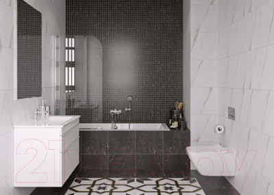 Декоративная плитка Grasaro Monumento GT1-370/d01 (400x400)