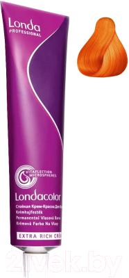 Крем-краска для волос Londa Professional Londacolor Стойкая Permanent 0/33 (интенсивный золотистый микстон)
