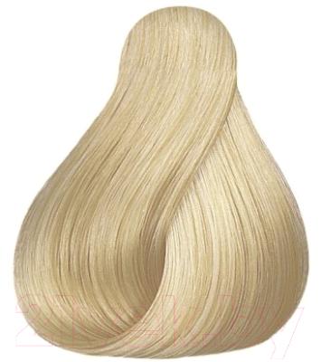 Крем-краска для волос Londa Professional Londacolor Стойкая Permanent 10/1 (яркий блонд пепельный)