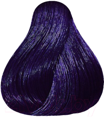Крем-краска для волос Londa Professional Londacolor Стойкая Permanent 3/6 (темный шатен фиолетовый)