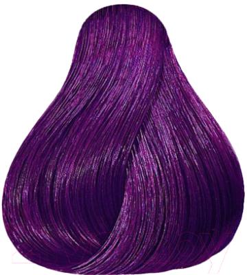 Крем-краска для волос Londa Professional Londacolor Стойкая Permanent 5/65 (светлый шатен фиолетово-красный)