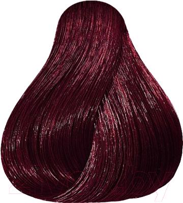 Крем-краска для волос Londa Professional Londacolor Стойкая Permanent 6/5 (темный блонд красный)
