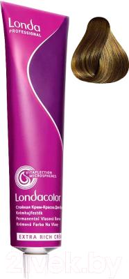 Крем-краска для волос Londa Professional Londacolor Стойкая Permanent 7/0 (блонд натурально-коричневый)