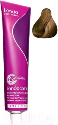 Крем-краска для волос Londa Professional Londacolor Стойкая Permanent 7/03 (блонд натурально-золотистый)