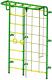 Детский спортивный комплекс Пионер С104 (зеленый/желтый) -