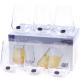 Набор стаканов Bohemia Crystal Sandra 23013/C5987/380 (6шт) -