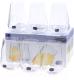 Набор стаканов Bohemia Crystal Sandra 23013/C5995/380 (6шт) -