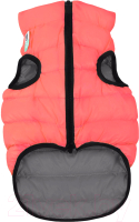 Куртка для животных AiryVest 1695 (L, коралловый/серый) -