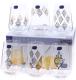 Набор стаканов Bohemia Crystal Sandra 23013/S1387/380 (6шт) -