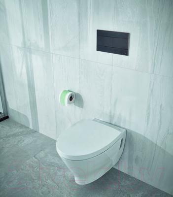 Кнопка для инсталляции Oliveira & Irmao Slim 659055 (черный)
