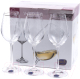 Набор бокалов Bohemia Crystal Viola 40729/Q9103/250 (6шт) -