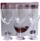 Набор бокалов Bohemia Crystal Viola 40729/Q9104/450 (6шт) -