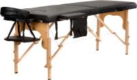 Массажный стол Atlas Sport 2D-60185/4B (black) -
