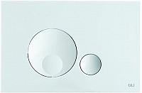 Кнопка для инсталляции Oliveira & Irmao Globe 152949 (белый) -