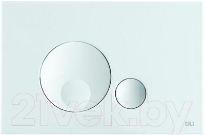 Кнопка для инсталляции Oliveira & Irmao Globe 152949 (белый)