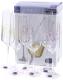 Набор бокалов Bohemia Crystal Sandra 40728/Q9119/200 (6шт) -