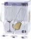 Набор бокалов Bohemia Crystal Sandra 40728/Q9107/200 (6шт) -
