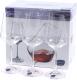 Набор бокалов Bohemia Crystal Sandra 40728/C5995/350 (6шт) -