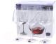 Набор бокалов Bohemia Crystal Sandra 40728/Q9107/350 (6шт) -