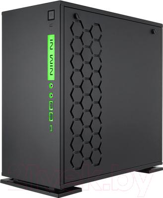 Корпус для компьютера In Win 301C (черный)