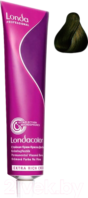 Крем-краска для волос Londa Professional Londacolor Стойкая Permanent 5/71 (светлый шатен коричнево-пепельный)