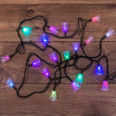 Светодиодная гирлянда Neon-Night Колокольчики 303-062