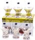 Набор бокалов Bohemia Crystal Gina 40159/M8441/340 (6шт) -