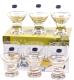 Набор бокалов Bohemia Crystal Gina 40159/M8441/230 (6шт) -
