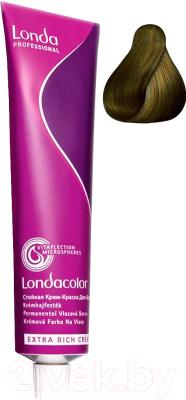 Крем-краска для волос Londa Professional Londacolor Стойкая Permanent 7/71 (блонд коричнево-пепельный)