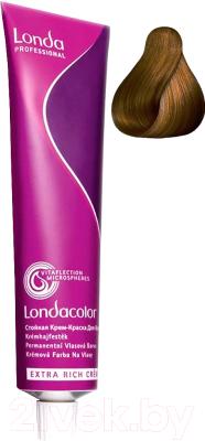 Крем-краска для волос Londa Professional Londacolor Стойкая Permanent 7/73 (блонд коричнево-золотистый )