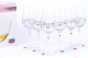 Набор бокалов Bohemia Crystal Viola 40729/M8434/450 (6шт) -