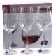 Набор бокалов Bohemia Crystal Viola 40729/Q9104/350 (6шт) -