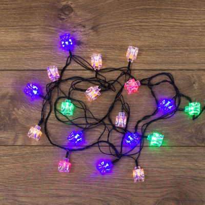Светодиодная гирлянда Neon-Night Кубики 303-061