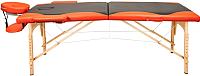 Массажный стол Atlas Sport 2D-70195/4 (black/orange) -