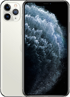 Смартфон Apple iPhone 11 Pro Max 64GB Demo / 3F911 (серебристый) -