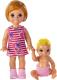 Набор кукол Barbie Братья и сестры барби / GFL30/GFL31 -