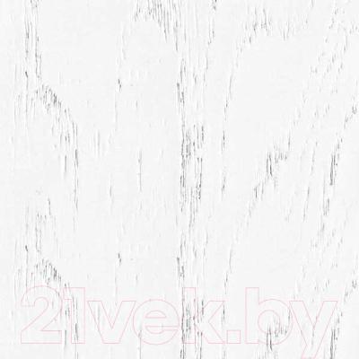 Готовая кухня Артём-Мебель Оля СН-114 со стеклом МДФ 1.4м (дуб полярный/дуб лазурный)
