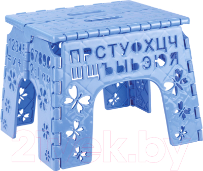Табурет-подставка Альтернатива Алфавит / М4959