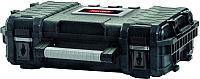 Ящик для инструментов Keter Gear organizer / 236893 (черный) -