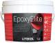 Фуга Litokol EpoxyElite Е.13 (1кг, темный шоколад) -