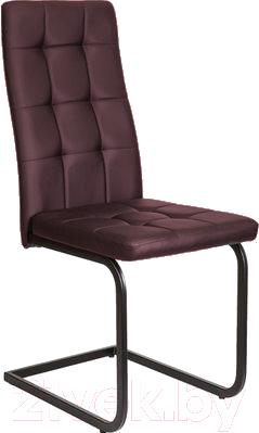 Стул Седия Oxford (коричневый APU-005/черный)