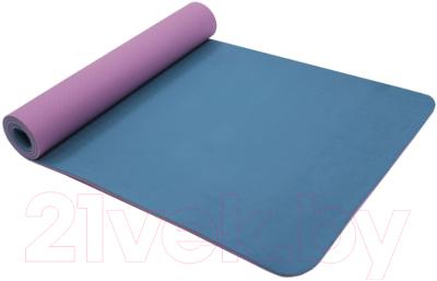 Коврик для йоги и фитнеса Bradex SF 0402