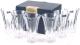 Набор стаканов Bohemia Crystalite Wellington 9K7/2KD83/0/99S37/340-669 (6шт) -