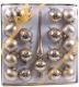 Набор шаров новогодних Белбогемия 25228000 / 86801 (19шт) -