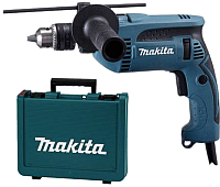 Профессиональная дрель Makita HP1630K -