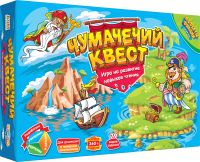 Настольная игра DoJoy Чумачечий квест / DJ-BG11 -