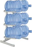 Стойка для бутылей Ecotronic Под 6 бутылей (белый) -