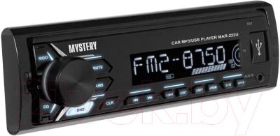 Бездисковая автомагнитола Mystery MAR-222U