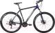 Велосипед Arena Baxter 2020 / 29MT18AM13 (20, черный/синий) -