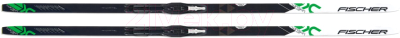 Лыжи беговые Fischer Twin Skin Sport Ifp / N77918 (р.194)